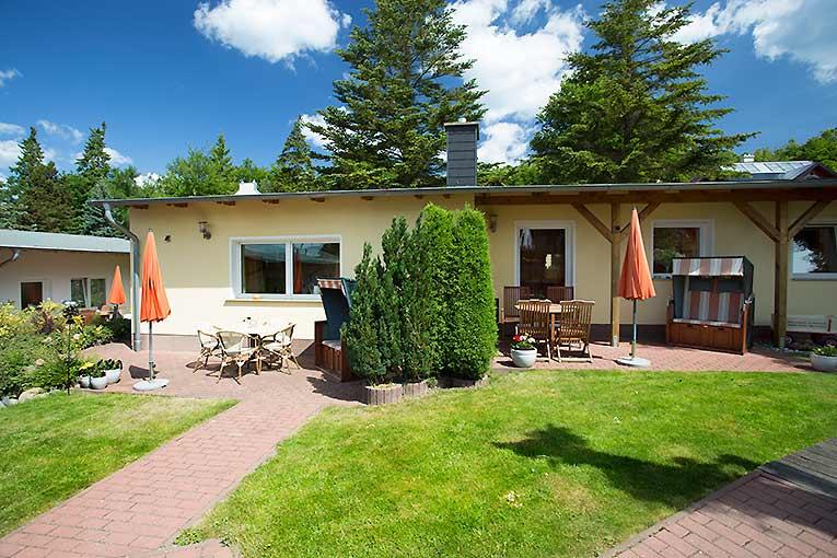 Strandnahes ferienhaus 1 ferienanlage sonneneck sellin for Sellin ferienhaus