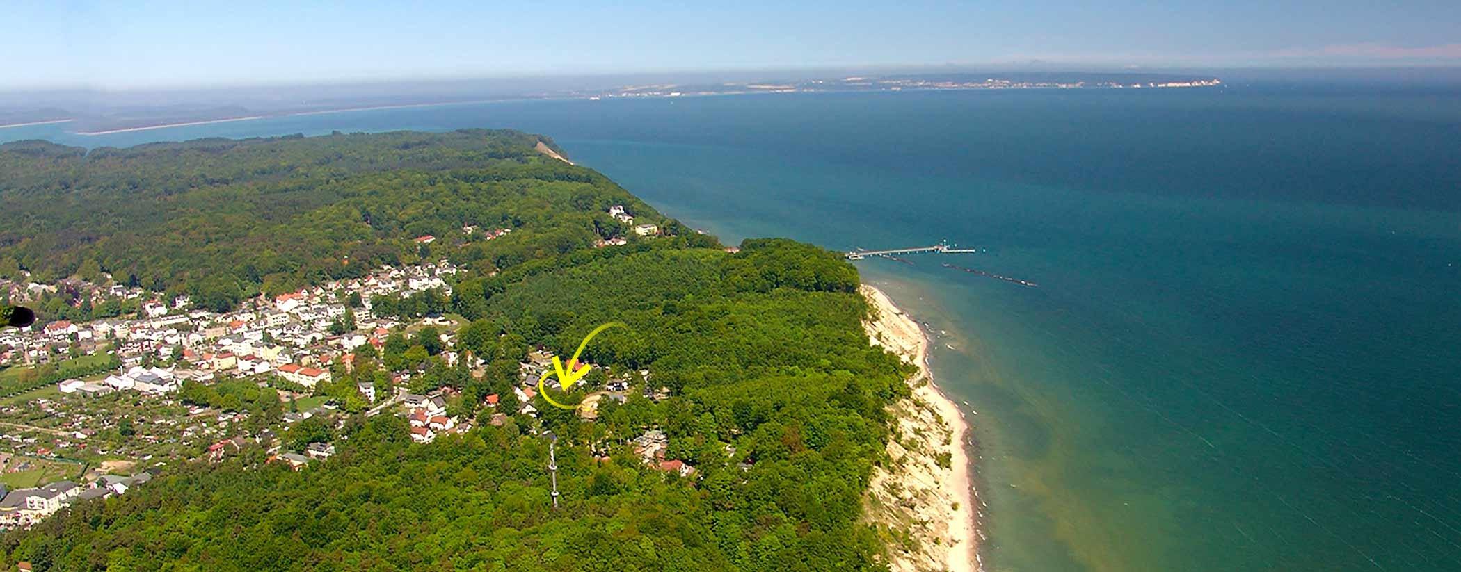 5 min zum strand ferienanlage sonneneck in sellin auf r gen for Sellin urlaub
